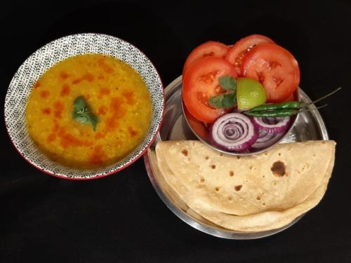 Red Dal Fry